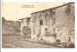 54 - La Guerre De 1914   -  ROZELIEURES  -  Ruines - Guerre 1914-18