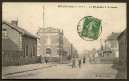 MEURCHIN Le Passage à Niveau (Boury) Pas De Calais (62) - France