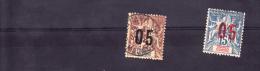 GRANDE COMORE   Timbre N°20 A Oblitéré   Et 22 A Neuf Charniere