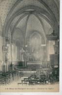 SAINT REMY DE CHARGNAT Près D'Issoire , Intérieur De L'Eglise , Bon état - Non Classificati