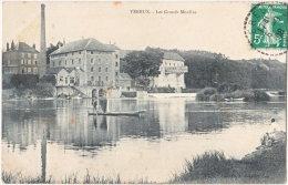 70. VEREUX. Les Grands Moulins - France