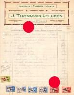 THIMISTER IMPRIMERIE THOMASSIN LELURON - Printing & Stationeries