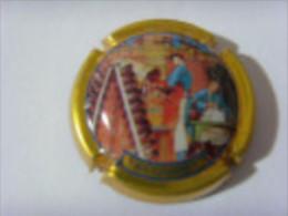 CAPSULE MUSELET CHAMPAGNE JACQUART (multicolore) LE REMUAGE - Jacquart