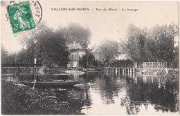 77. VILLIERS-SUR-MORIN. Vue Du Morin. Le Barrage - Autres Communes