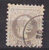 K2352 - OSTERREICH AUSTRIA Yv N°37A - 1850-1918 Impero