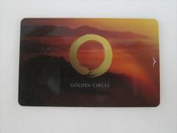 Shangri-La Golden Circle - Hotel Keycards