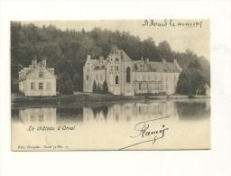 Orval : Le Château - Virton