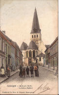 SOMERGEM ZOMERGEM DE DREEF  Ca 1904 Re  021 Bij Eeklo - Zomergem