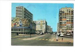 95 - ARGENTEUIL - L' AVENUE GABRIEL PERI - Station Service ESSO Pompe Essence 1978 2CV CITROEN - Argenteuil