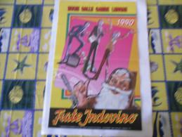 CALENDARIO FRATE INDOVINO 1990 NUOVO - Formato Grande : 1981-90