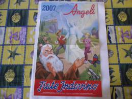 CALENDARIO FRATE INDOVINO 2007 NUOVO - Formato Grande : 1981-90