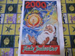 CALENDARIO FRATE INDOVINO 2000 NUOVO - Calendari