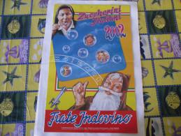 CALENDARIO FRATE INDOVINO 2002 NUOVO - Formato Grande : 1981-90