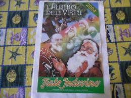 CALENDARIO FRATE INDOVINO 2004 NUOVO - Formato Grande : 1981-90