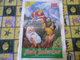 CALENDARIO FRATE INDOVINO 2005 NUOVO - Formato Grande : 1981-90