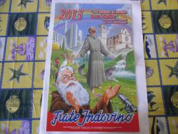 CALENDARIO FRATE INDOVINO 2013 NUOVO - Formato Grande : 1981-90