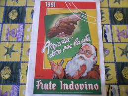 CALENDARIO FRATE INDOVINO 1991 NUOVO - Formato Grande : 1981-90