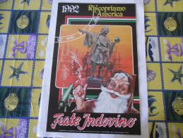 CALENDARIO FRATE INDOVINO 1992 NUOVO - Formato Grande : 1981-90
