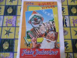 CALENDARIO FRATE INDOVINO 1994 NUOVO - Formato Grande : 1981-90
