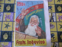 CALENDARIO FRATE INDOVINO 1984 NUOVO - Formato Grande : 1981-90
