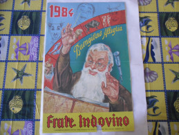 CALENDARIO FRATE INDOVINO 1984 NUOVO - Calendari