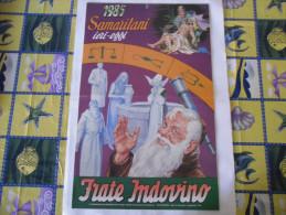 CALENDARIO FRATE INDOVINO 1985 NUOVO - Formato Grande : 1981-90