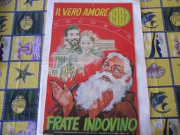 CALENDARIO FRATE INDOVINO 1987 NUOVO - Calendari