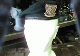 Béret Des Commandos Marine NEUF Taille 60 - Headpieces, Headdresses