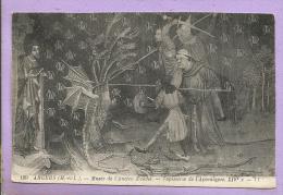 Dépt 49 - ANGERS -  Musée De L' Ancien Evêché -Tapisserie De L'Apocalypse - Angers