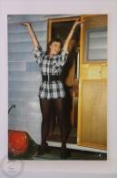 Original & Rare 1960s Postcard - Janet Munro - Edited Oscarcolor, Printed In Spain - Mujeres Famosas