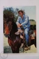 Original & Rare 1960s Postcard - Van Williams  - Edited Oscarcolor, Printed In Spain - Schauspieler