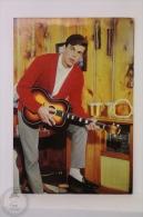 Original & Rare 1960s Postcard - Robert Loggan - Edited Oscarcolor, Printed In Spain - Acteurs