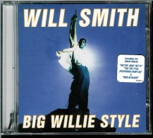 WILL  SMITH  * BIG WILLIE STYLE * - Rap & Hip Hop