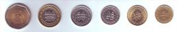 Bahrain 6 Coins Lot - Bahrain