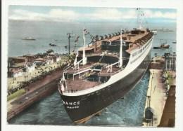 FRANCE Rentre àpar Cale JOUBERT 11 Mai 60 ( Bateau Paquebot Transport Maritime) - Paquebots