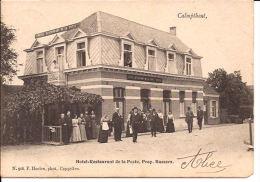 Kalmthout Calmpthout Hotel-restaurant De La Poste Hoelen Cappellen Re 519 -  1903 - Kalmthout