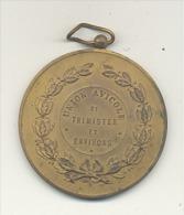 Médaille - UNION AVICOLE De THIMISTER Et Environs - Poules, Pigeons,... - België
