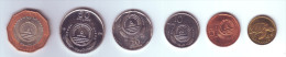 Cape Verde 6 Coins Lot - Cap Vert