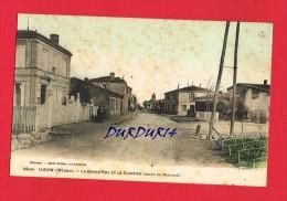 Gironde - LUDON - MÉDOC - La Grand'Rue Et Le Clocher - Route De Margaux - Autres Communes