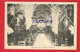 Gironde - LUDON - Intérieur De L'Église - France