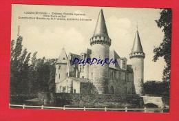 Gironde - LUDON - Château Pomiès- Agassac - Côté Nord Et Est - Construction Féodale ...Ancienne Baronnie - France