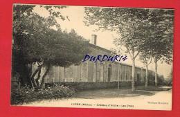 Gironde - LUDON - Château D'Arche - Les Chais - France