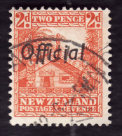 Nouvelle Zelande  1937  -  Service  74  - Oblitéré - Oblitérés
