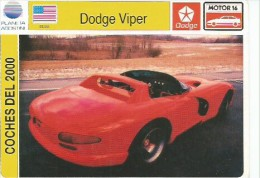 DODGE VIPER   OHL - Buses & Coaches