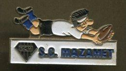 Pin´s - SCM - SC MAZAMET - Rugby Tarn - Rugby