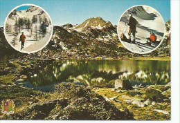 CIRQUE DES PESSONS    HIVER  OHL - Andorra