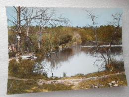 CP 40 HAGETMAU - Le Lac D'Agès - Hagetmau