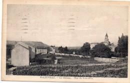 54 Malzeville Le Chateau Rue Du Lion D'Or - France
