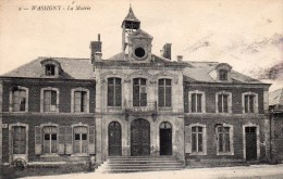 02 Wassigny La Mairie - France