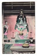CPA CHINA : Buddha's Alter Taihu Shansi (avec Timbre Et Cachet De Chine) - China